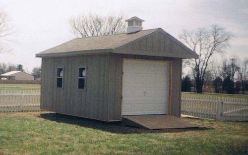 In A Box 12x20x8 Garage : Garage in a box free engine image for user